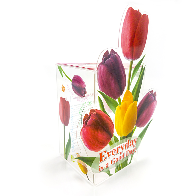 Flower Clear Packaging