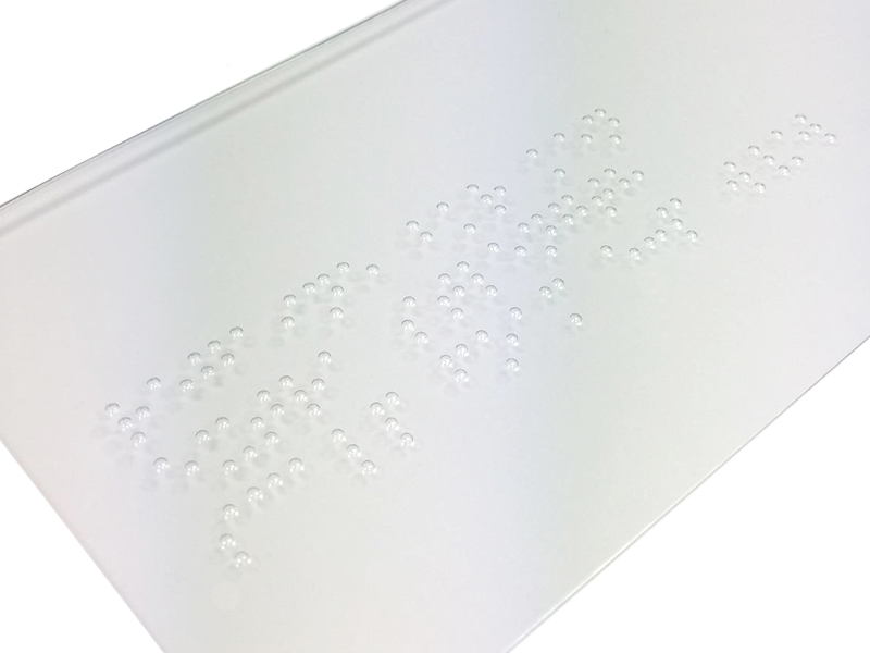 Braille packaging