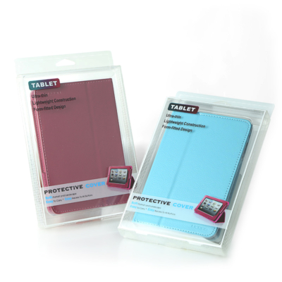 Tablet cases packaging