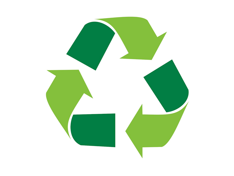 Our Pet Material Is 100 Recyclable