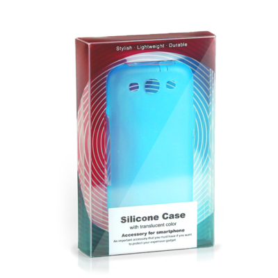 Clear Phone Case Packaging