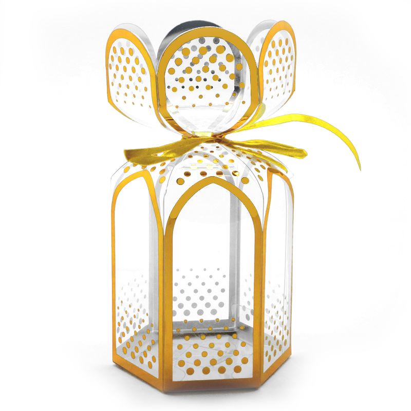 Clear Gift Packaging