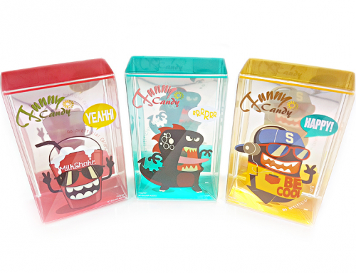 Fun Candy Clear Packaging