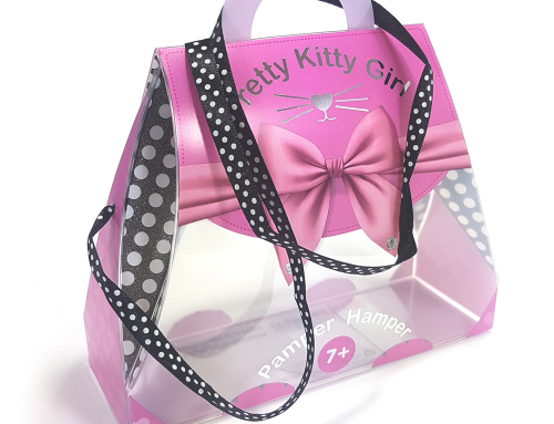 Kitty bag – Clear packaging
