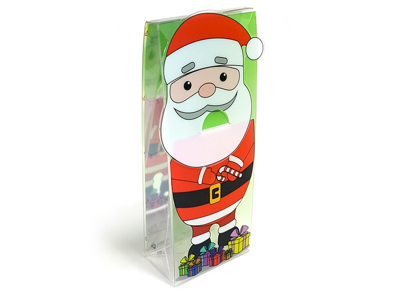 HLP Klearfold christmas packaging